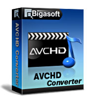 Bigasoft AVCHD Converter Coupon Code – 30%