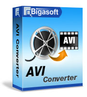 Bigasoft AVI Converter Coupon – 30%
