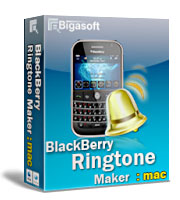 30% OFF Bigasoft BlackBerry Ringtone Maker for Mac Coupon