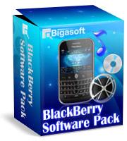 20% Bigasoft BlackBerry Software Pack Coupon Code