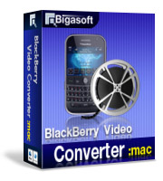 Bigasoft BlackBerry Video Converter for Mac Coupon Code – 10%