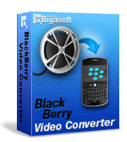 Bigasoft BlackBerry Video Converter Coupon – 15%