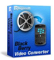 Bigasoft BlackBerry Video Converter Coupon – 15%