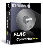 Bigasoft FLAC Converter for Mac Coupon Code – 15%