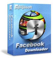 Bigasoft Facebook Downloader Coupon – 20% OFF