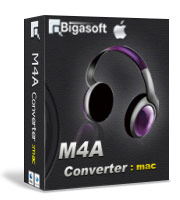 Bigasoft M4A Converter for Mac Coupon Code – 10%