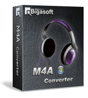 Bigasoft M4A Converter Coupon Code – 15% Off