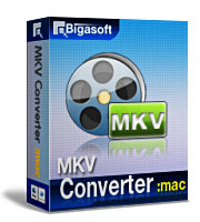 Bigasoft MKV Converter for Mac Coupon – 15%