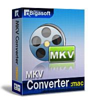 Bigasoft MKV Converter for Mac Coupon – 30%
