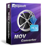 Bigasoft MOV Converter for Mac Coupon – 30%