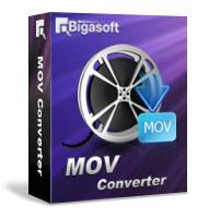 Bigasoft MOV Converter for Mac Coupon Code – 20%