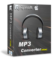 Bigasoft MP3 Converter for Mac Coupon – 10%