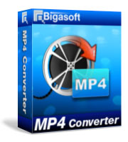 15% OFF Bigasoft MP4 Converter Coupon Code