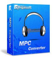 Bigasoft MPC Converter Coupon Code – 15%