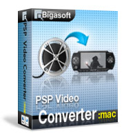 Bigasoft PSP Video Converter for Mac Coupon – 10%