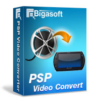 Bigasoft PSP Video Converter Coupon – 5% OFF