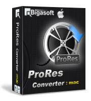 15% Bigasoft ProRes Converter for Mac Coupon