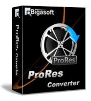 Bigasoft ProRes Converter Coupon Code – 30%