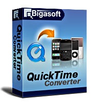 Bigasoft QuickTime Converter Coupon Code – 15% OFF