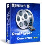 Bigasoft RealPlayer Converter for Mac Coupon – 30% OFF