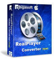 Bigasoft RealPlayer Converter for Mac Coupon Code – $4.05