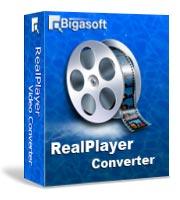 Bigasoft RealPlayer Converter Coupon Code – 15%