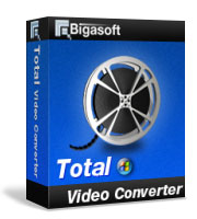 Bigasoft Total Video Converter Coupon Code – 30%