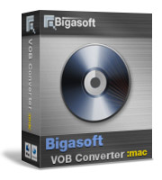 Bigasoft VOB Converter for Mac Coupon Code – 30%