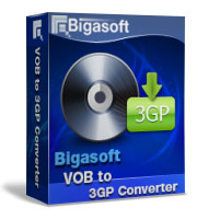Bigasoft VOB to 3GP Converter Coupon – 30%