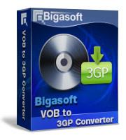 Bigasoft VOB to 3GP Converter Coupon Code – 15%