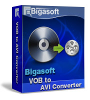 Bigasoft VOB to AVI Converter Coupon – 15%