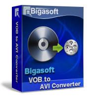 Bigasoft VOB to AVI Converter Coupon – 15%