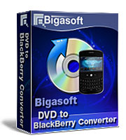 20% Bigasoft VOB to BlackBerry Converter for Windows Coupon