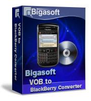 Bigasoft VOB to BlackBerry Converter Coupon – 15%