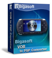 Bigasoft VOB to PSP Converter Coupon – 20% OFF