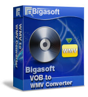 Bigasoft VOB to WMV Converter Coupon – 5%