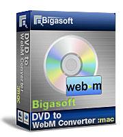 Bigasoft VOB to WebM Converter for Mac OS Coupon – 15%