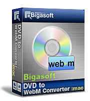 Bigasoft VOB to WebM Converter for Mac OS Coupon – 30%