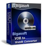 Bigasoft VOB to WebM Converter Coupon – 15%
