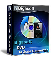 Bigasoft VOB to Zune Converter for Windows Coupon – 10%