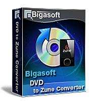 Bigasoft VOB to Zune Converter for Windows Coupon – 10%