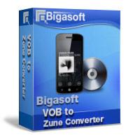 Bigasoft VOB to Zune Converter Coupon – 20%
