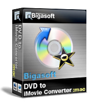 20% Bigasoft VOB to iMovie Converter for Mac OS Coupon Code