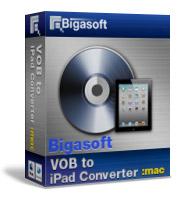 Bigasoft VOB to iPad Converter for Mac Coupon Code – 10%