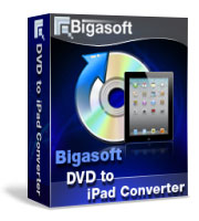 20% Bigasoft VOB to iPad Converter for Windows Coupon Code