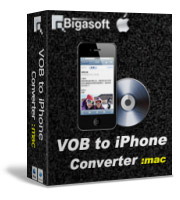 Bigasoft VOB to iPhone Converter for Mac Coupon Code – 5%