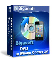 Bigasoft VOB to iPhone Converter for Windows Coupon Code – 20%