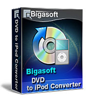 Bigasoft VOB to iPod Converter for Windows Coupon Code – 15%