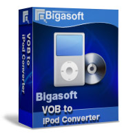 Bigasoft VOB to iPod Converter Coupon – 20%