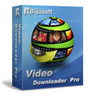 Bigasoft Video Downloader Pro Coupon – 20%